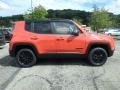2018 Omaha Orange Jeep Renegade Trailhawk 4x4  photo #6