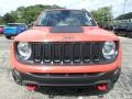 2018 Omaha Orange Jeep Renegade Trailhawk 4x4  photo #8