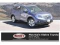 2012 Twilight Blue Metallic Honda CR-V EX-L 4WD #129350858