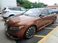 Chroma Elite Light Brown 2017 Lincoln Continental Black Label AWD
