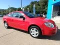 2008 Victory Red Chevrolet Cobalt LS Coupe  photo #10