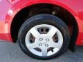 2008 Victory Red Chevrolet Cobalt LS Coupe  photo #11