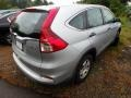 2015 Alabaster Silver Metallic Honda CR-V LX AWD  photo #4