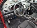 Ivory Interior Photo for 2019 Subaru Impreza #129427611