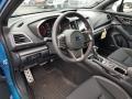 2018 Subaru Impreza Black Interior Interior Photo