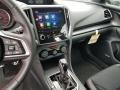 2018 Subaru Impreza Black Interior Controls Photo