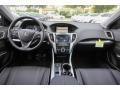 Ebony 2018 Acura TLX V6 SH-AWD Technology Sedan Dashboard