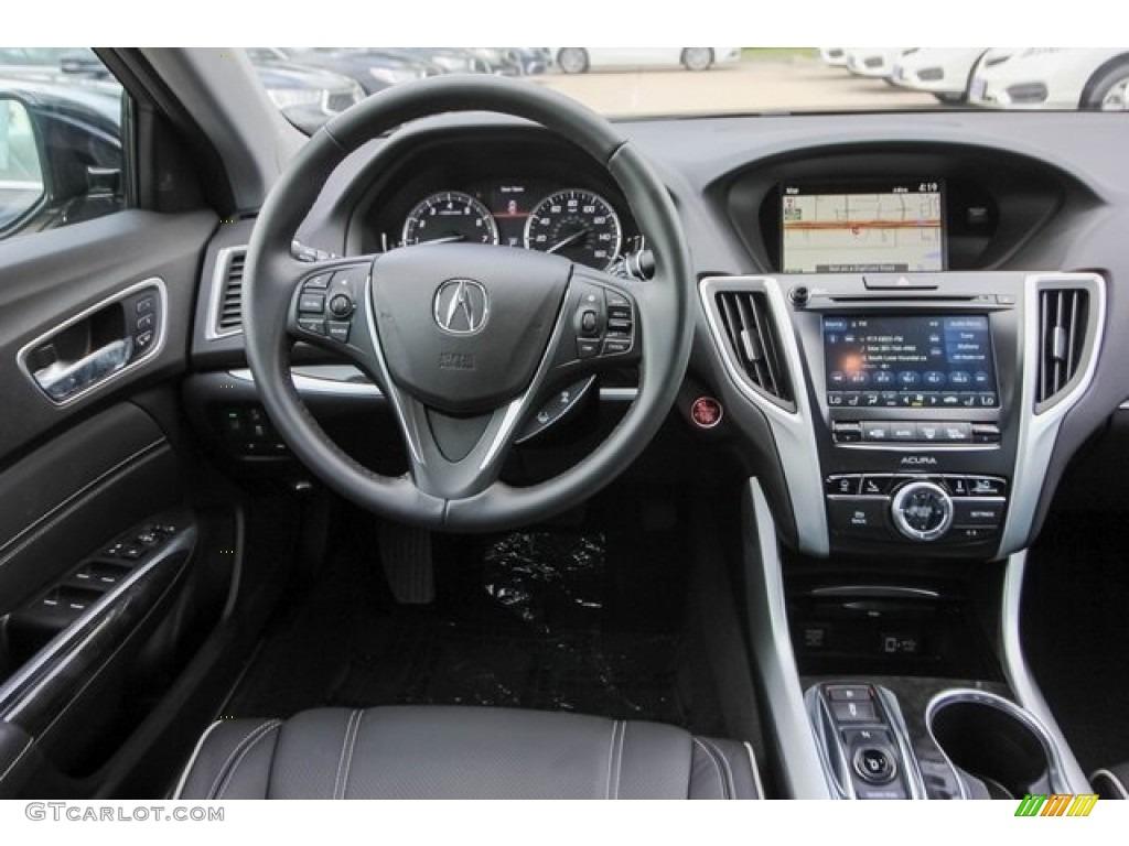 2018 Acura TLX V6 SH-AWD Technology Sedan Dashboard Photos