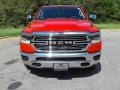 Flame Red - 1500 Laramie Quad Cab 4x4 Photo No. 3