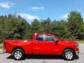 2019 1500 Laramie Quad Cab 4x4 Flame Red