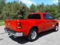 Flame Red - 1500 Laramie Quad Cab 4x4 Photo No. 6
