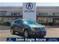 Gray Flannel Metallic 2013 Cadillac SRX Performance FWD