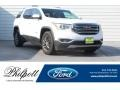 Summit White 2017 GMC Acadia SLT
