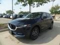 Deep Crystal Blue Mica 2018 Mazda CX-5 Touring AWD