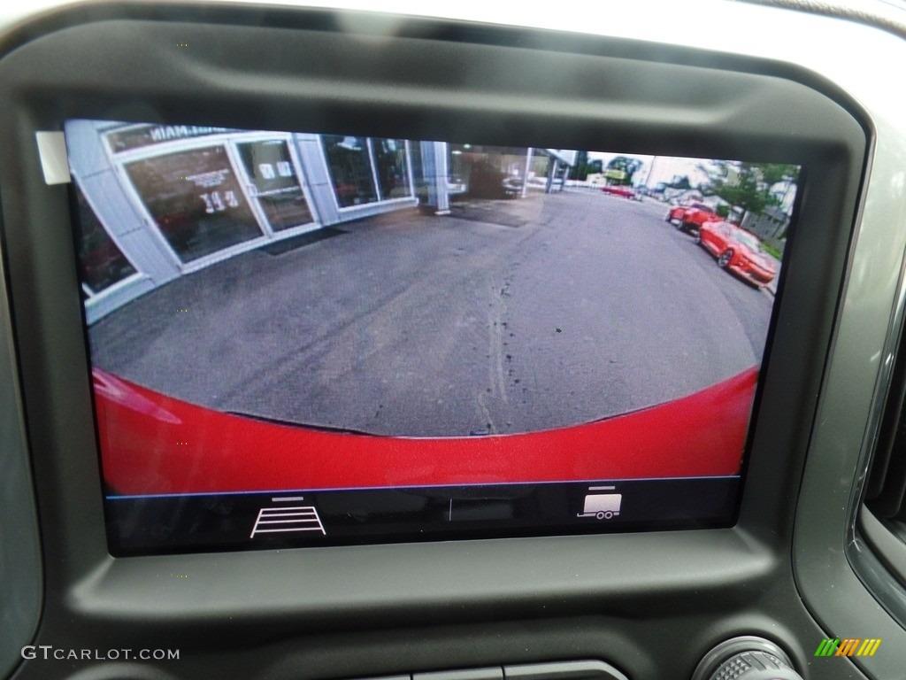 2019 Silverado 1500 LT Crew Cab 4WD - Red Hot / Jet Black photo #39