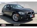 Jet Black 2018 BMW 3 Series 320i Sedan