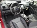 Black Interior Photo for 2019 Subaru Crosstrek #129526367
