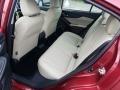Ivory Rear Seat Photo for 2019 Subaru Impreza #129527123