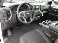 2019 Summit White Chevrolet Silverado 1500 LT Crew Cab 4WD  photo #7