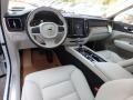 Ice White - XC60 T5 AWD Momentum Photo No. 9