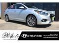Olympus Silver 2018 Hyundai Accent Limited