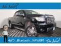 2007 Black Toyota Tundra Limited Double Cab 4x4 #129516601