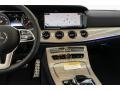 Dashboard of 2019 E 450 4Matic Cabriolet