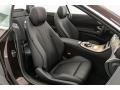 Front Seat of 2019 E 450 Cabriolet