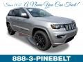 Billet Silver Metallic 2019 Jeep Grand Cherokee Altitude 4x4