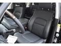 Front Seat of 2019 Land Cruiser 4WD