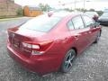 Crimson Red Pearl - Impreza 2.0i Premium 4-Door Photo No. 4