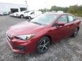 2019 Impreza 2.0i Premium 4-Door Crimson Red Pearl