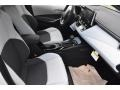 Front Seat of 2019 Corolla Hatchback SE