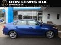 Sea Blue 2019 Kia Forte S