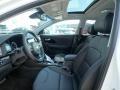 Front Seat of 2019 Niro Touring Hybrid