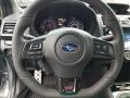 Carbon Black Steering Wheel Photo for 2019 Subaru WRX #129597661