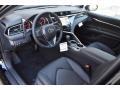 Black Interior Photo for 2019 Toyota Camry #129602179