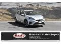 Classic Silver Metallic - Prius c LE Photo No. 1
