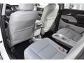 Rear Seat of 2019 Highlander Limited Platinum AWD