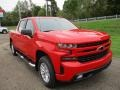 2019 Red Hot Chevrolet Silverado 1500 RST Crew Cab 4WD  photo #10