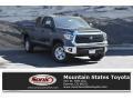 2019 Magnetic Gray Metallic Toyota Tundra SR5 CrewMax 4x4  photo #1