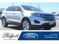 Ingot Silver 2018 Ford Edge SE
