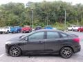 2015 Tuxedo Black Metallic Ford Focus SE Sedan  photo #5