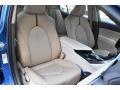 Macadamia Front Seat Photo for 2019 Toyota Camry #129641579