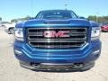Stone Blue Metallic - Sierra 1500 Limited Elevation Double Cab 4WD Photo No. 2