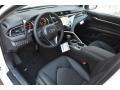 Black Interior Photo for 2019 Toyota Camry #129662236