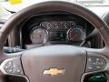 2014 White Diamond Tricoat Chevrolet Silverado 1500 LTZ Crew Cab 4x4  photo #18