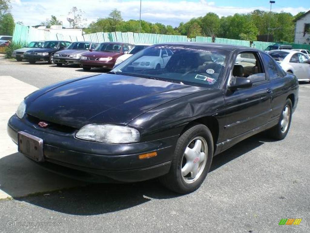 1996 Black Chevrolet Monte Carlo Z34 12956385 Photo 3