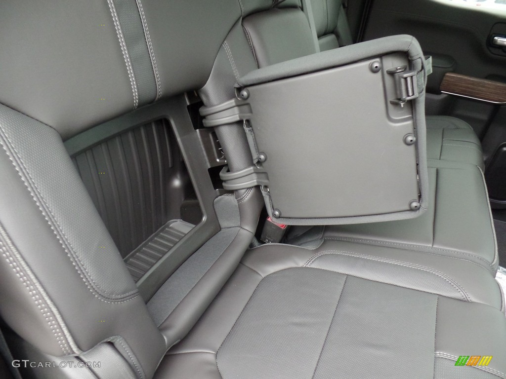 2019 Silverado 1500 High Country Crew Cab 4WD - Summit White / Jet Black photo #58