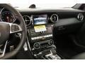 Dashboard of 2019 SLC 300 Roadster